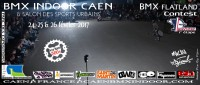 CAEN BMX Indoor (Flatland Jam)