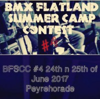 BMX Flatland Summer Camp Contest 4