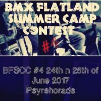 BMX Flatland Summer Camp Contest 4