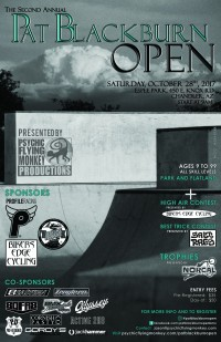 2nd Annual Pat Blackburn Open
