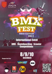 BMX Fest - Xmas Edition 2017 International Event