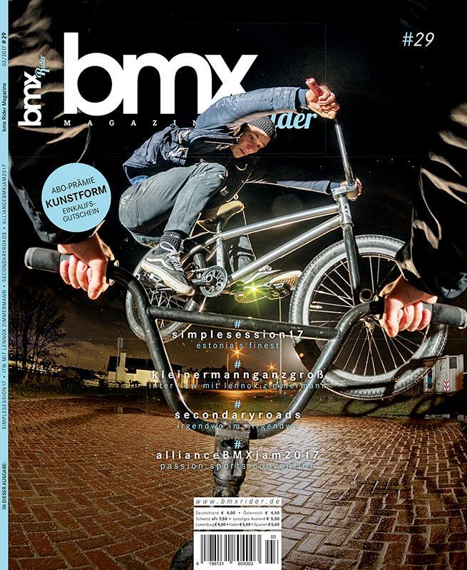 BMX Rider magazine #29 out today!