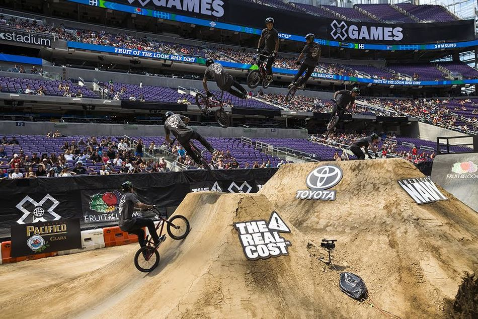 Monster Energy's Walker and Baldock Both Win Gold at Final Day of X Games Minneapolis
