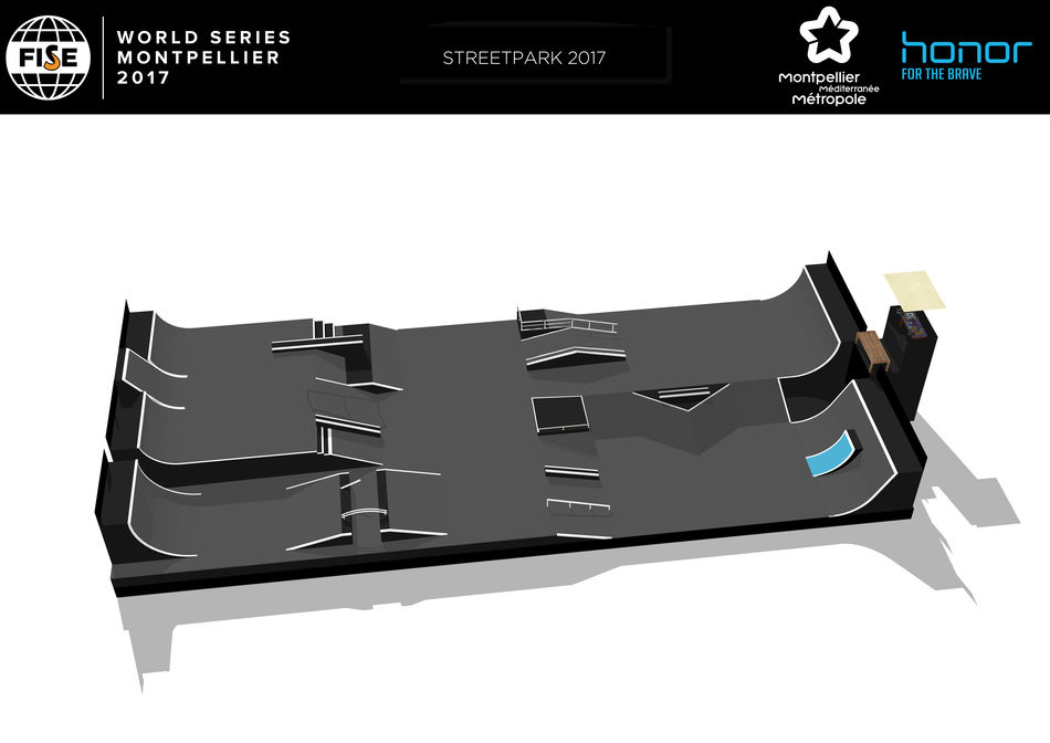 FISE MONTPELLIER 2017: EXCLUSIVE RAMP SET-UPS for Park, Street and Spine Mini.