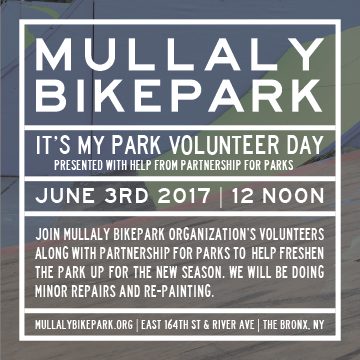 Come Lend a Hand at Mullaly Park this Saturday!