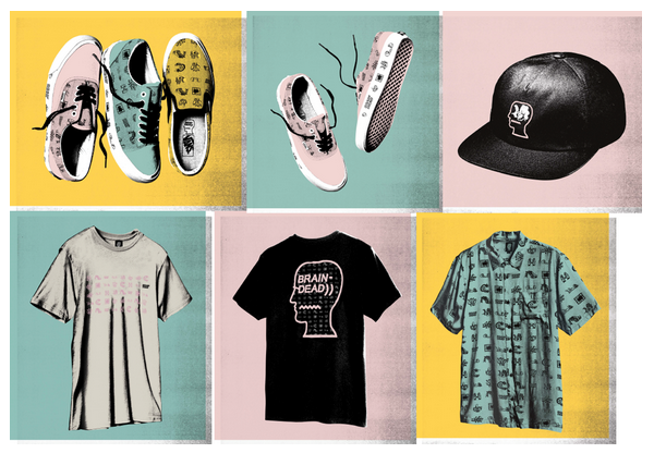 Vault by Vans Encapsulates Visual Mood of Brain Dead