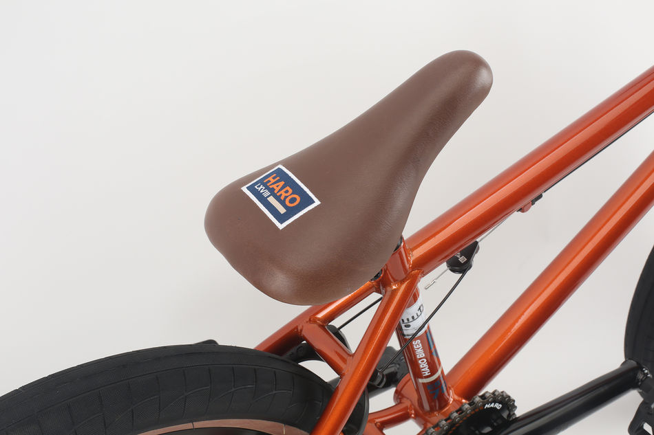 2018 haro boulevard copper detail 4