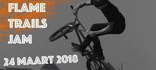 2018 Flame Trails Dirt Jam