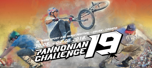 2018 edition of the Pannonian Challenge