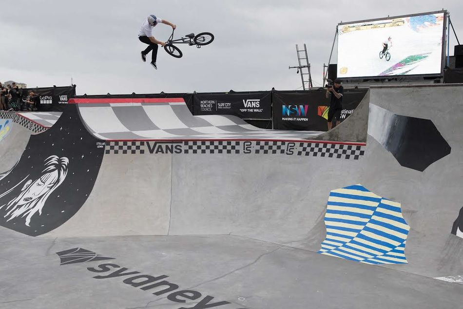 SUM UP of the Vans BMX Pro Cup by Awalice Fall-Mabon
