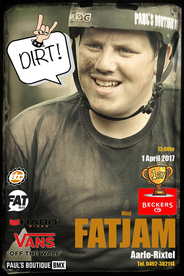 27th edition of the Mini FATJAM on 1 April