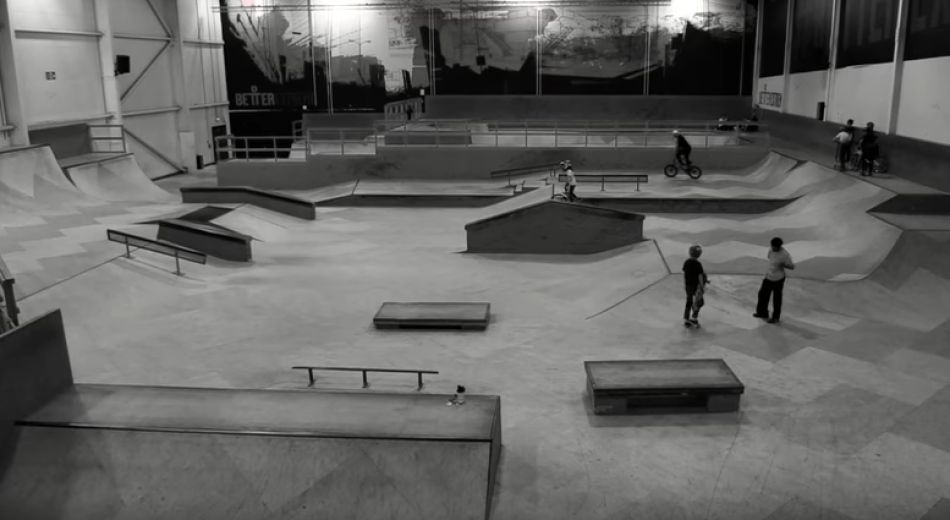 BMX SESSION @ Better Extreme, Barking, UK by RideUK