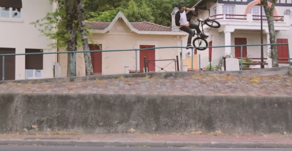 Demolition BMX: Nico Bernede's 2017 Edit