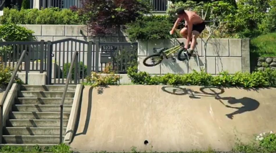Adam Piatek Kink World Team Video! - Kink BMX Canada