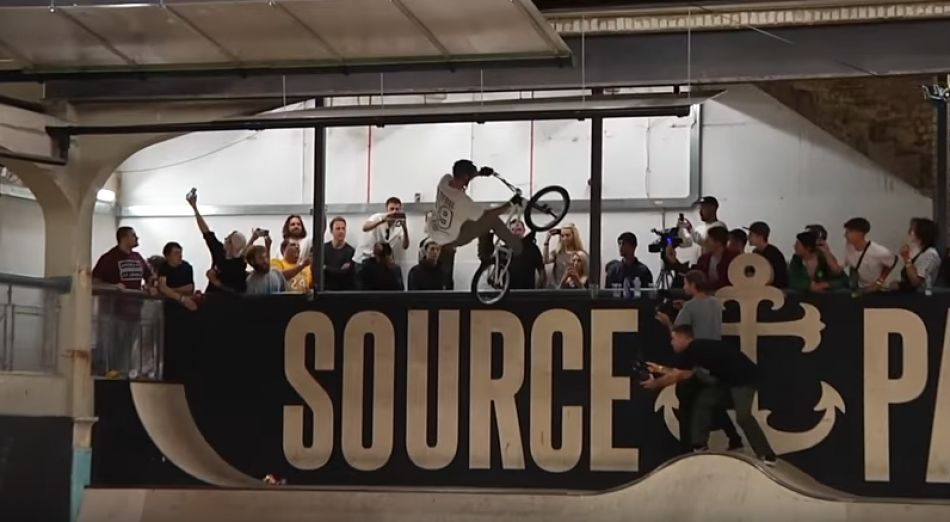 BATTLE OF HASTINGS 2017 - QUALIFYING / BEST TRICK HIGHLIGHTS. By Ride BMX
