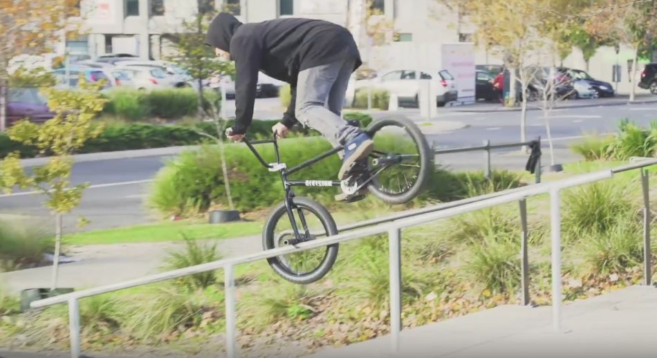 FOCALPOINT BMX - DREAM RAIL SESSION