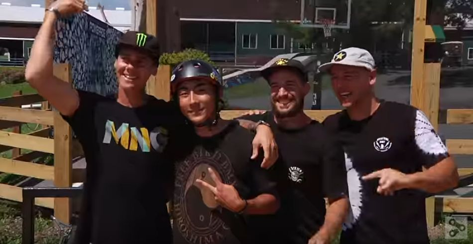 Mongoose Jam 2017 Camper Selection Session