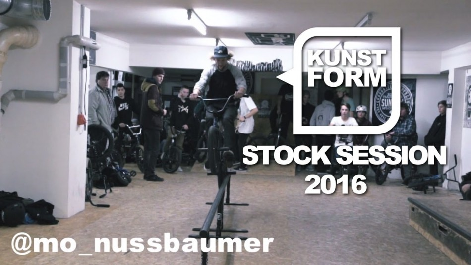kunstform BMX Shop - Stock Session 2016 kunstform BMX Shop & Mailorder