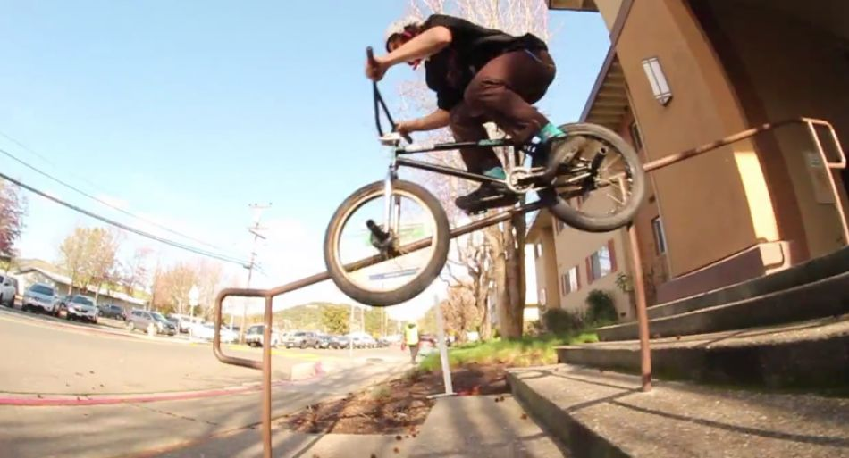 BMX - 15 Years Young, Andre Larroque from Rollin' Production