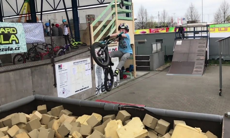 START OF THE SEASON BMX CAMP 2018 by VSA Xtreme