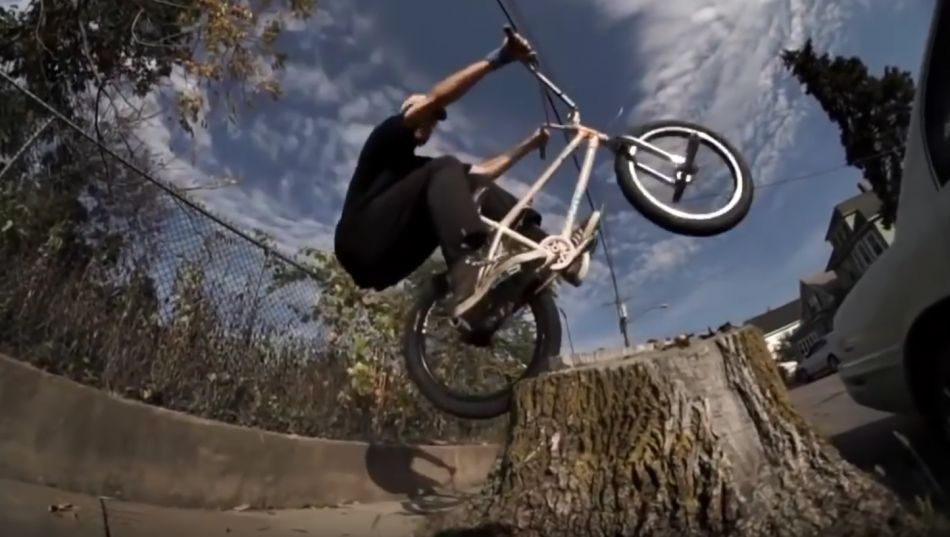 "BMX - Charlie Crumlish ""20 a G"" Part 2018 by sandmbikes"