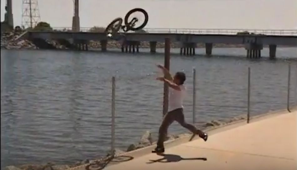 Tony Hamlin Five Years Of Solace - Kink BMX