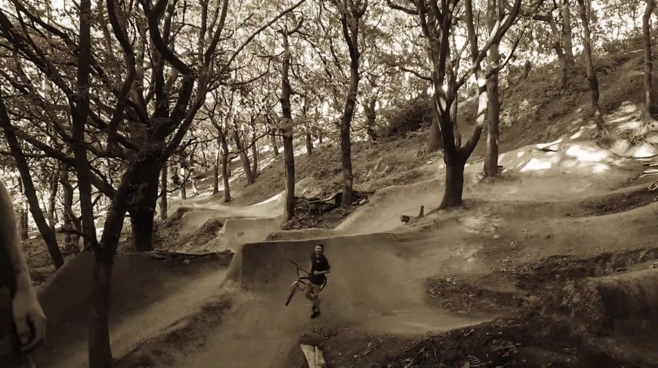 G Spot Trails Jam by Team Sketch BMX