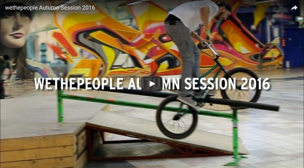 wethepeople Autumn Session 2016 by freedombmx