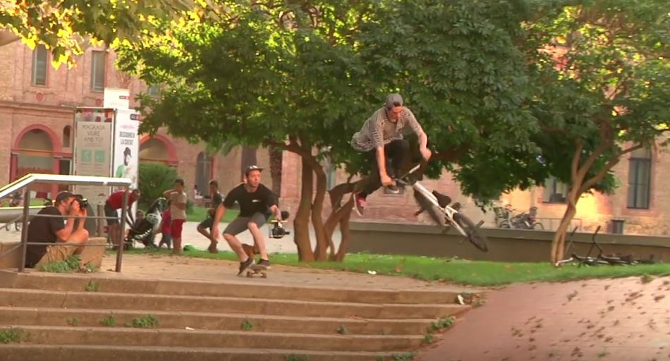 Jake Petruchik Intervention Raw Cuts - Ep. 23 Kink BMX Saturday Selects