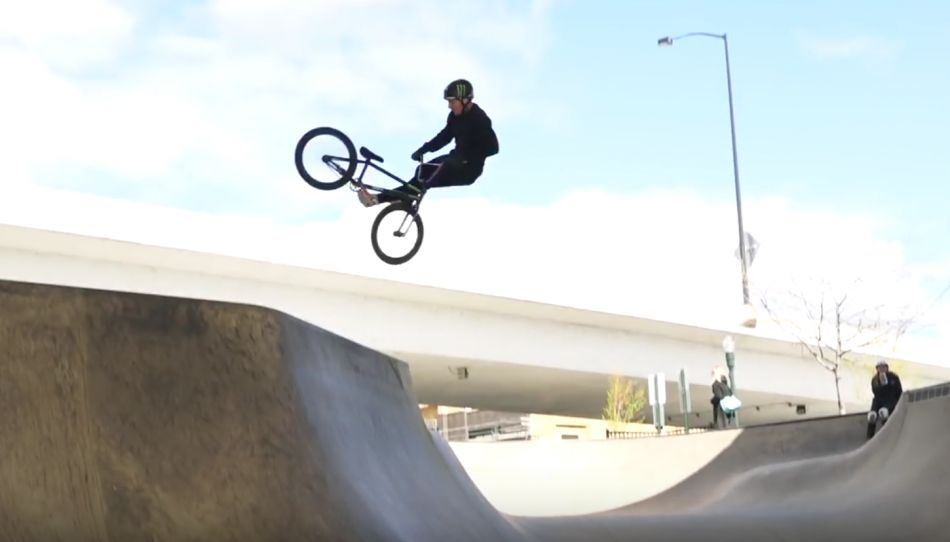 JEREMY MALOTT - PAVING HIS OWN ROAD TO X GAMES by Monster Army
