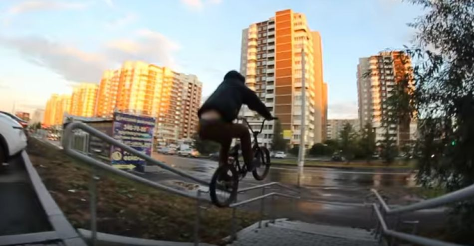 BMX in Russia by Inside BMX