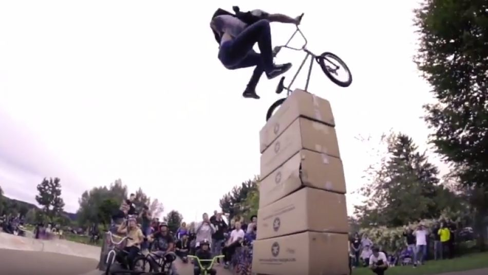 BMX Männle Turnier 2017 - BMX Highlights by Kunstform