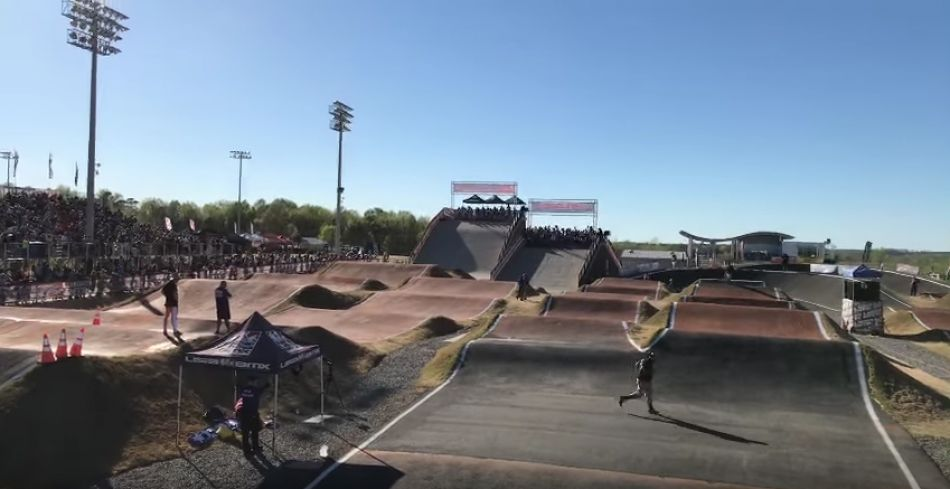 USA BMX NASX Elite Main events - Day 1 Rock Hill by bmxlivetv