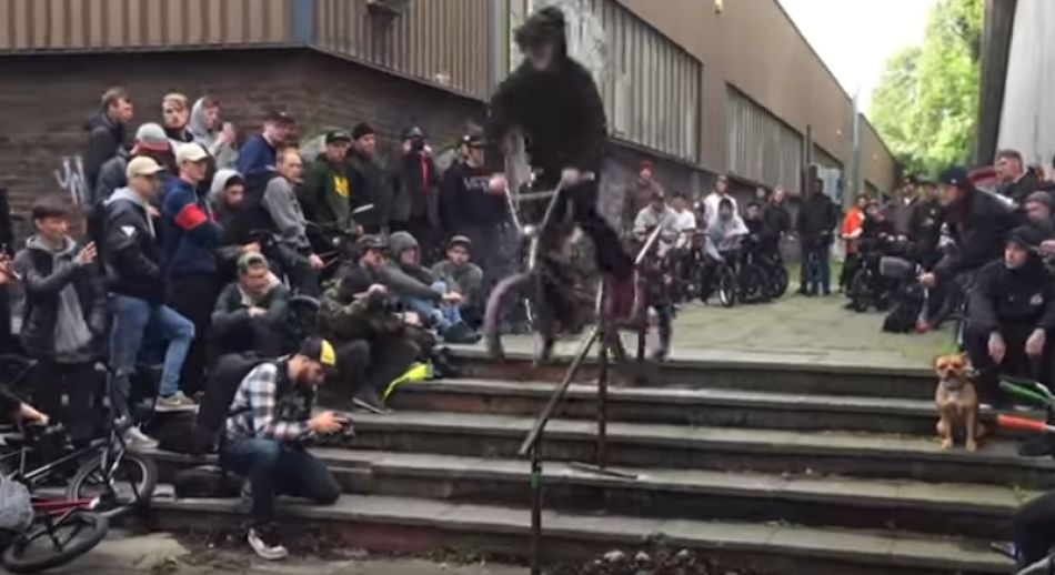 In The Cut - DUB Jam 2017 by DIG BMX Official