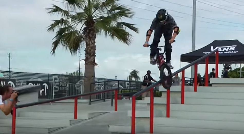 2017 AMATEUR VANS STREET INVITATIONAL HIGHLIGHTS by Ride