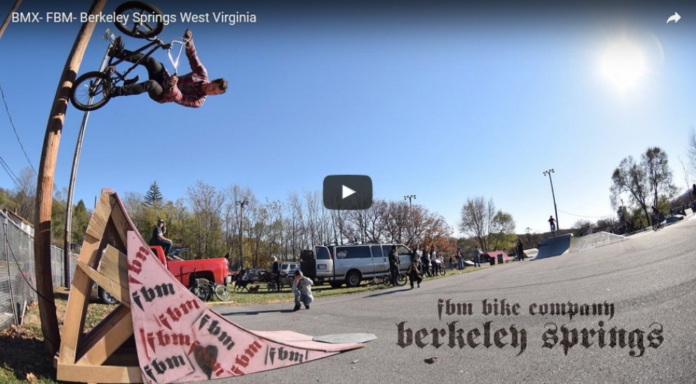 FBM- Berkeley Springs West Virginia by FBM Bike Co.