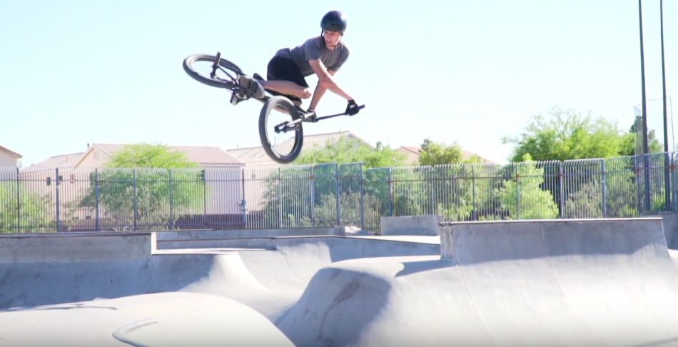 Power Hour: Hayden Scobie at Anthem Skatepark by Vital BMX