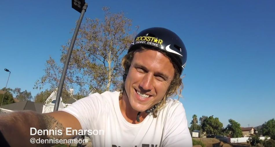 Dennis Enarson Dream Yard Sessions ft. Ben Wallace by Pat Casey