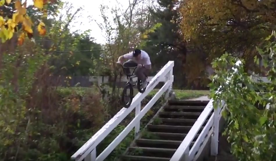 BSD BMX - Jeff Cadger - Give Thanks