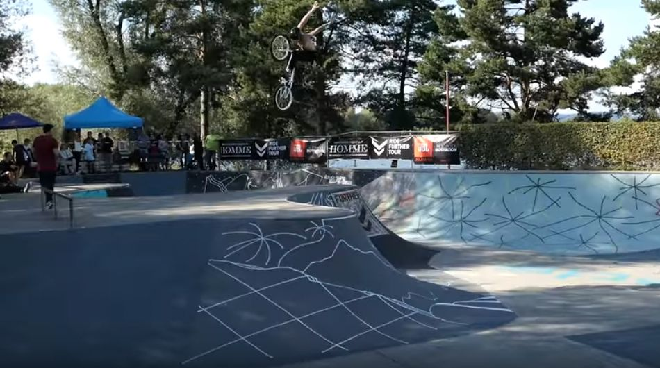 A BIG DAY FOR THE SQUAD | BMX CONTEST TIME by Bas Keep