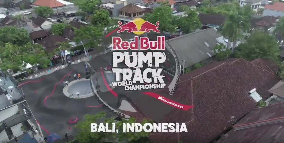 Red Bull Pump Track World Championship 2018 - Bali Qualifier by Velosolutions