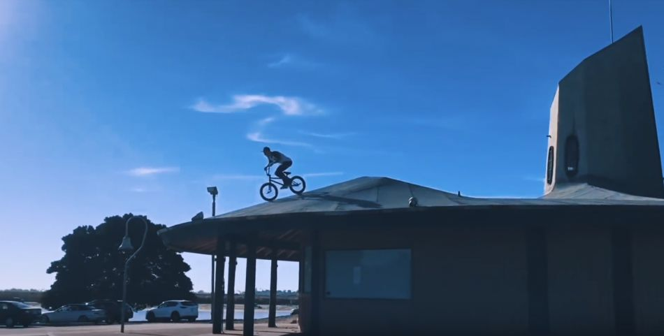 ALEX LEIBROCK - CRUISIN CALIFORNIA - HARO BMX 2018 by Haro Bikes