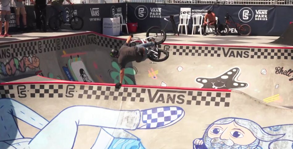 Vans BMX Pro Cup HB: Qualifying Highlights