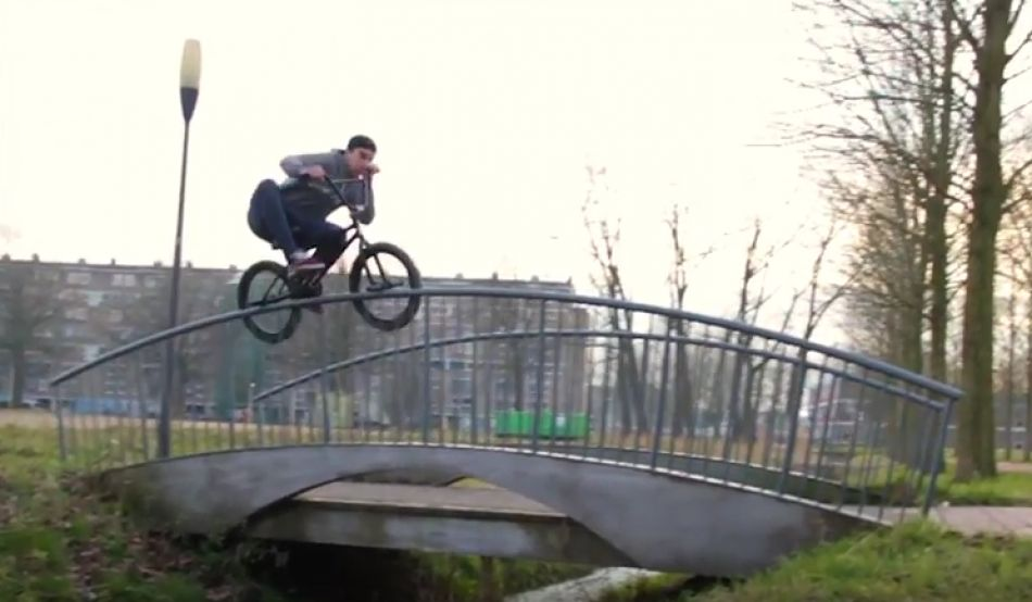 BMX - ANNE HOFSINK 2017 VIDEO