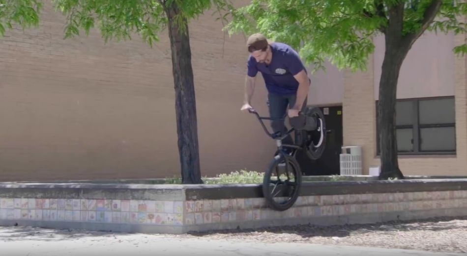 Mile High Cinema - In The Cut by Cinema BMX