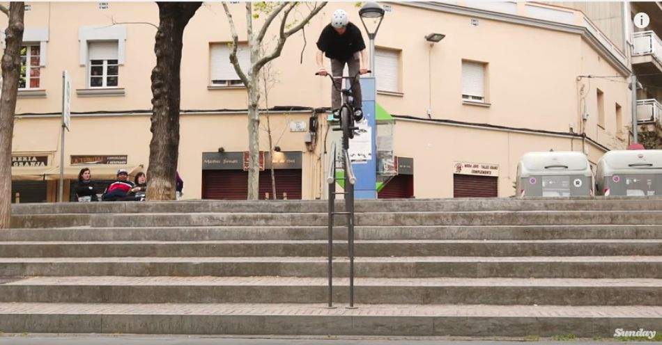 BMX / GROW UP – MARK BURNETT by Sunday Bikes