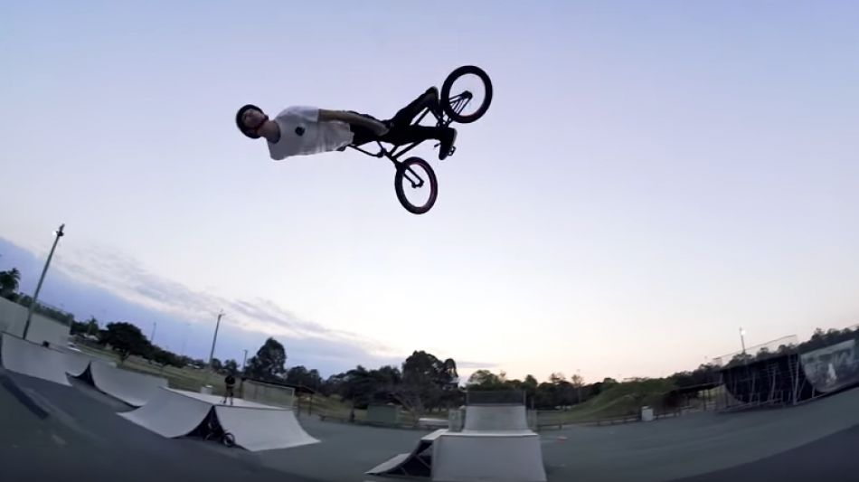 Chris James - Welcome to Pro - Colony BMX