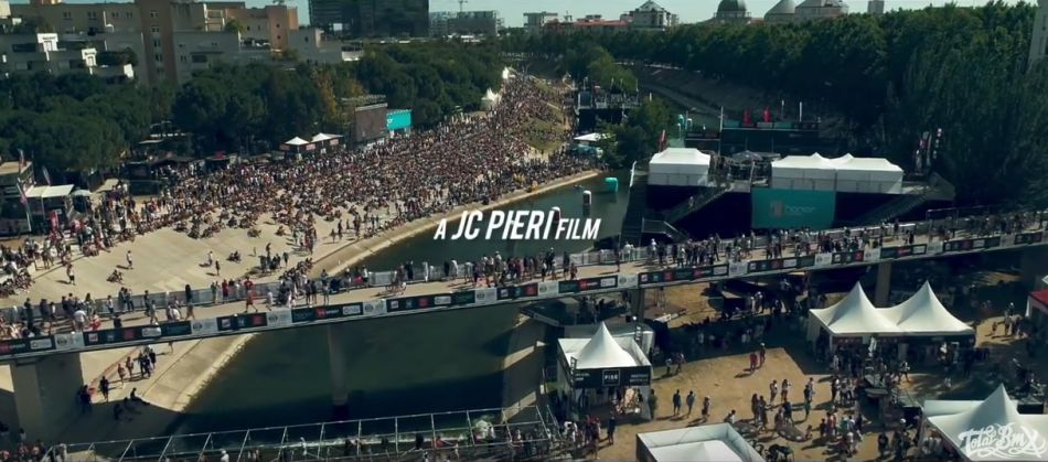 Total BMX Team @ FISE 2018 by JC Pieri