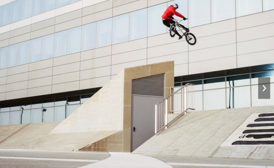 Join the pros and ride the best BMX spots in Milan