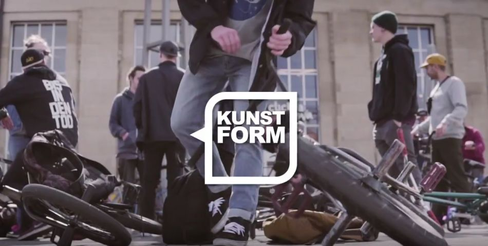 Easter BMX Street Session 2k18 by Kunstform BMX Shop & Mailorder